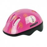 шлем роликовый Max City Baby Litle Rabbit р. S, розовый