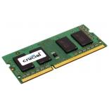 модуль памяти DDR-3 SODIMM 8192Mb Crucial CT102464BF160B