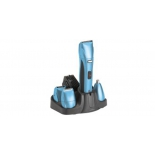 машинка для стрижки Supra RS-404, синяя