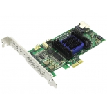 контроллер Adaptec ASR-6405E Kit (RAID-контроллер, SAS/SATA, на 4 диска)