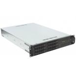Серверная платформа SuperMicro SYS-6028R-T (2U, 2x LGA2011v3, 6x SATA, 650 Вт)