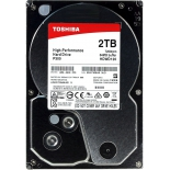 жесткий диск Toshiba HDWD120UZSVA, 2 Tb (64Mb, 7200rpm, SATA3, 3.5'')