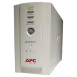 источник бесперебойного питания APC by Schneider Electric Back-UPS CS 350 USB/Serial (BK350EI)