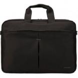сумка для ноутбука Continent CC-018 BK, черная