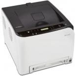 принтер лазерный цветной Ricoh Aficio SP C262DNw (настольный)