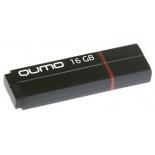 usb-флешка Qumo Speedster 16Gb, черная