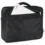 сумка для ноутбука Hama Dublin Life 17.3, черная