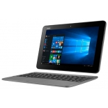 планшет Asus Transformer Book T101HA-GR030T 10.1 x5-Z8350/4Gb/128Gb/Windows 10 Home+ MS Office, серый