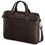 сумка для ноутбука Hama Santorin Notebook Bag 15.6, коричневая