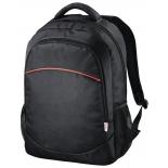 рюкзак городской Hama Tortuga Public 17.3 (для ноутбука), черный