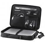 сумка для ноутбука Hama Seattle Life Notebook Bag 17.3, черная