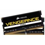 модуль памяти Corsair CMSX32GX4M2A2666C18 (DDR4 SODIMM, 32 Gb, 2х16 Gb, 2666 MHz)