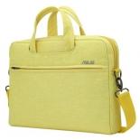 сумка для ноутбука Asus EOS Carry Bag 12, желтая