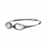 очки плавательные Arena Spider Jr  White/Clear/Silver (92338 12) детские