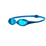 очки плавательные Arena Spider Jr, сине-голубые