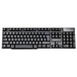 клавиатура Oklick 760G Genesis USB, черная