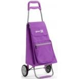 сумка-тележка Gimi Argo, фиолетовый