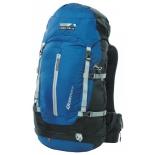 рюкзак туристический High Peak Quantum 42, голубой/тёмно-серый