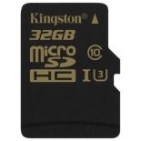 карта памяти Kingston SDCG/32GBSP (32 Gb, UHS-I U3 Class 10)