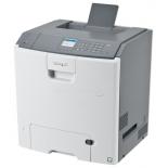 принтер лазерный цветной Lexmark C746dn, белый