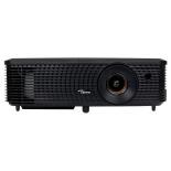 мультимедиа-проектор Optoma X340 DLP, черный