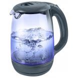 чайник электрический Lumme LU-134, серый жемчуг