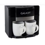 кофеварка Galaxy GL 0708, черная