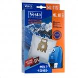 фильтр для пылесоса К-т пылесборников VESTA ML01S