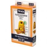 аксессуар к бытовой технике Vesta EX02, комплект пылесборников