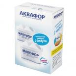 фильтр для воды Акавофор В100-25 (24 шт), белый