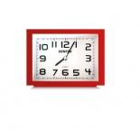 часы интерьерные Будильник Centek СТ-7202, красный