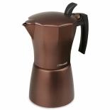 кофеварка Rondell Kortado 9 чашек, коричневая