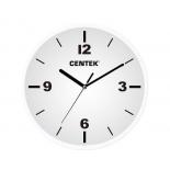 часы интерьерные Centek СТ-7102, белые
