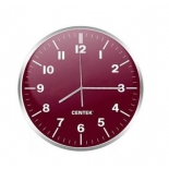 часы интерьерные Centek СТ-7100, красные
