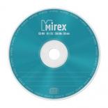 Оптический диск Mirex CD-RW 700 Mb, Slim Case (1 шт)