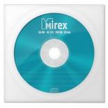 оптический диск Mirex CD-RW 700 Mb, бумажный конверт (1 шт)