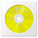 оптический диск Mirex DVD-R 4.7 Gb, (UL130003A1C)