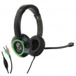 товар Qumo Flex GHS 0003, черно-зеленый