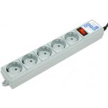 сетевой фильтр Powercube SPG-B-15, серый