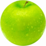 коврик для мышки Fellowes FS-5880703, яблоко