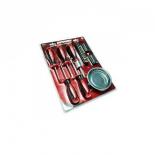 набор инструментов ZiPOWER PM 5140 (с магнитной тарелкой)