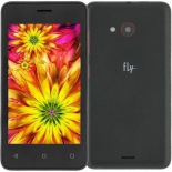 смартфон Fly FS408 Stratus 8 512Mb/8Gb, черный