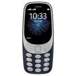 Сотовый телефон Nokia 3310 2017, синий, купить за 3 880руб.