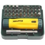 насадки отверточные Kraftool 26142-H32 (32 предмета)