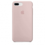 чехол iphone Apple для iPhone 8 Plus/7 Plus Silicone Case MQH22ZM/A,  светло-розовый