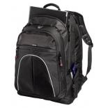 рюкзак городской Hama Vienna Notebook Backpack 17.3 (для ноутбука), черный