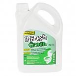 жидкость для биотуалетов Thetford B-Fresh Green, 2литра