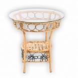 стол садовый Торг-Хаус Отдых-6 (журнальный)