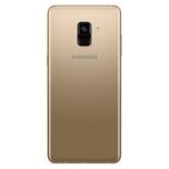 смартфон Samsung Galaxy A8+ (2018) SM-A730, золотистый