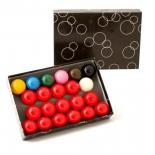 шары для бильярда Classic Standard (комплект шаров 52.4 мм)